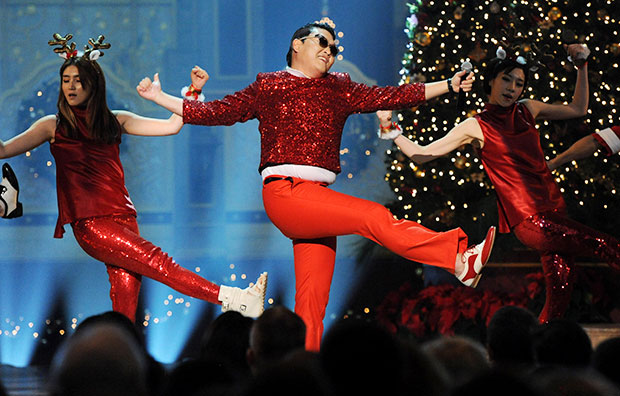 Psy Christmas