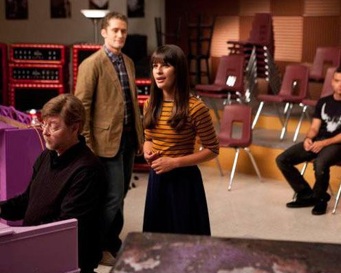 Glee Season 3 Rachel Berry