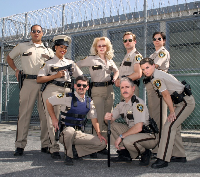 Is reno 911 on netflix