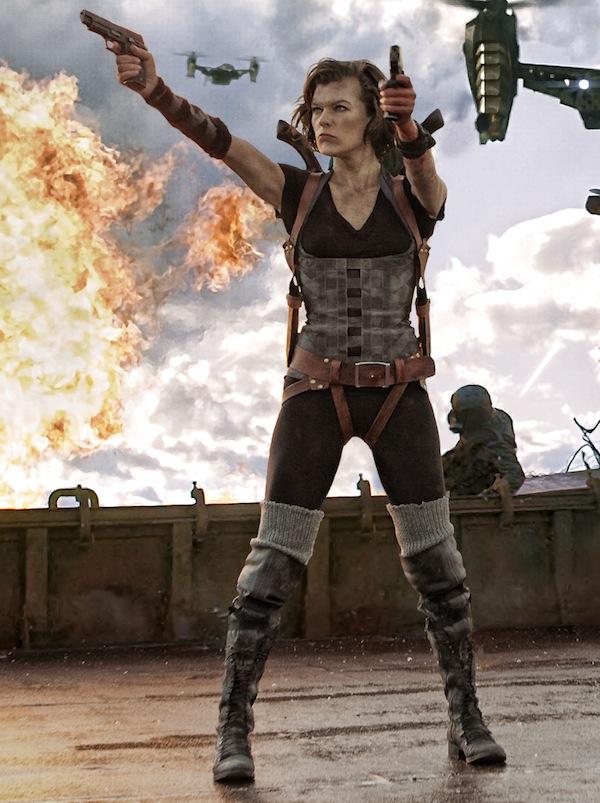 Resident Evil Retribution