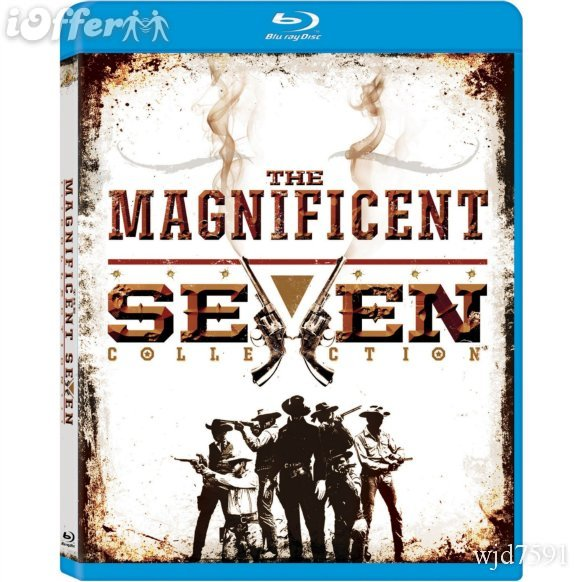 Return of the Magnificent 7 Bluray