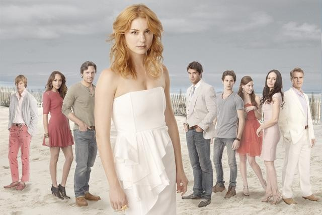 Emily VanCamp Revenge ABC CAst