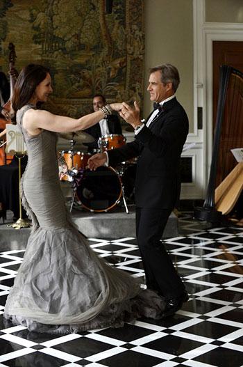 Revenge, Victoria and Conrad Wedding