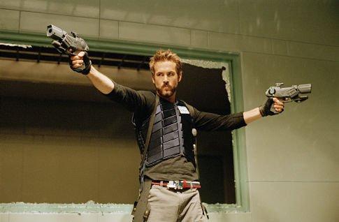 Ryan Reynolds Blade Trinity