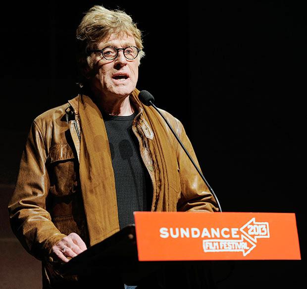 Robert Redford Sundance