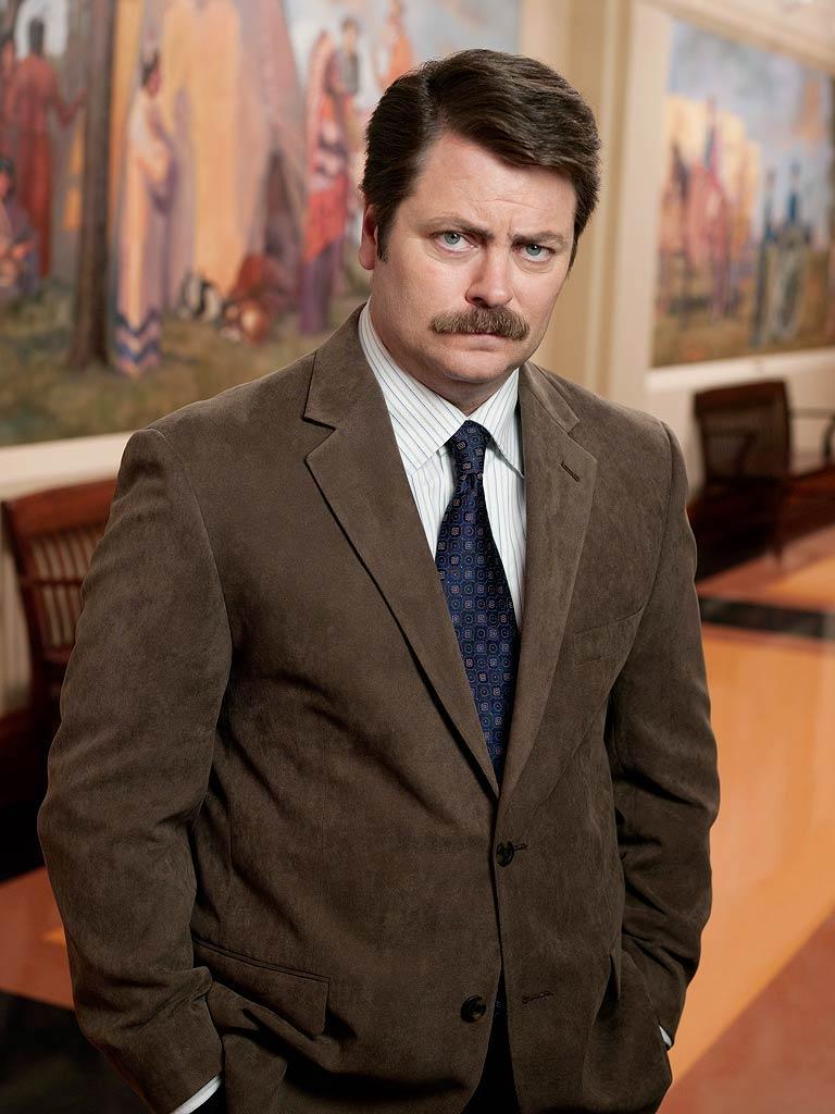 Ron Fucking Swanson