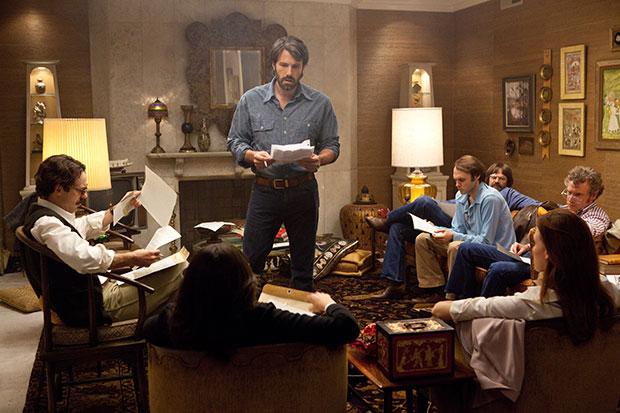 Argo Best Picture Oscar