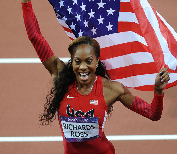Sanya Richards-Ross Reality Show