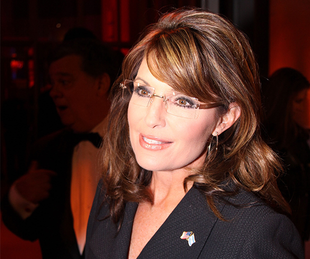 Sarah Palin Fox News Exit