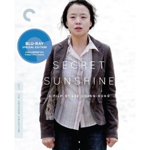 Secret Sunshine Bluray