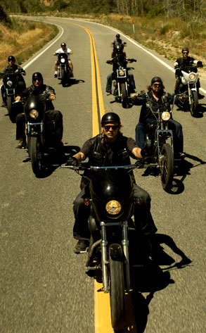 Bikes Sons of Anarchy