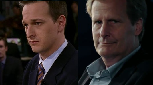 The Newsroom HBO Sports Night Josh Charles