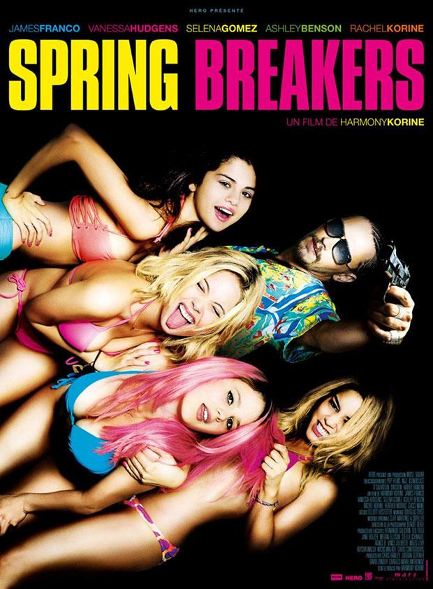 spring breakers james franco
