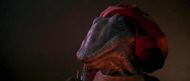 Changes to the original star wars movies : Dragonar academy episode