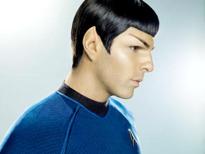 Zachary Quinto Star Trek
