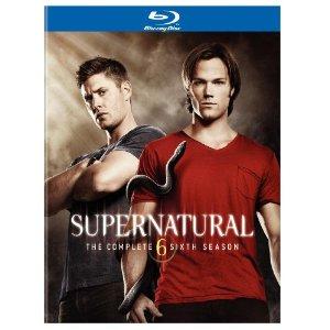 Supernatural S6 Bluray