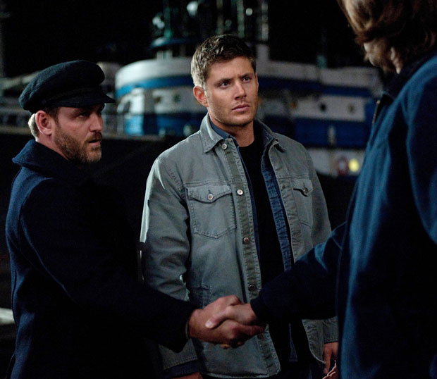 Supernatural react sam meet benny alright supernatural fans raise your hands if you suffered a heart attack last night m4hsunfo