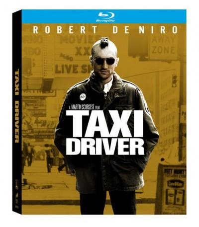 Taxi Driver Blu-ray