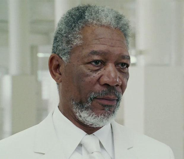 Morgan Freeman God