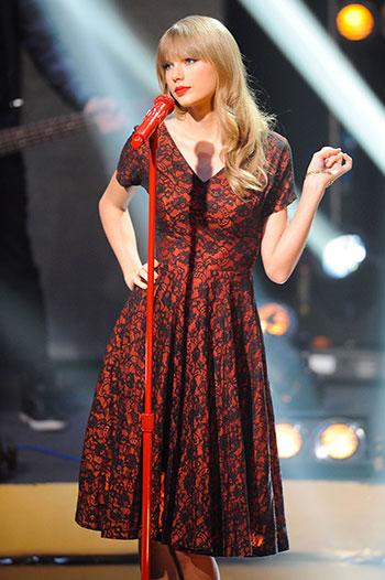 Taylor Swift 1950s