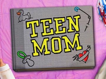Teen Mom MTV