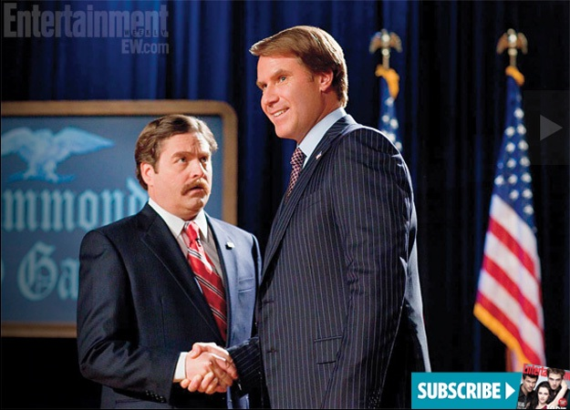 Will Ferrell & Zach Galifianakis: Mortal Enemies in New ...