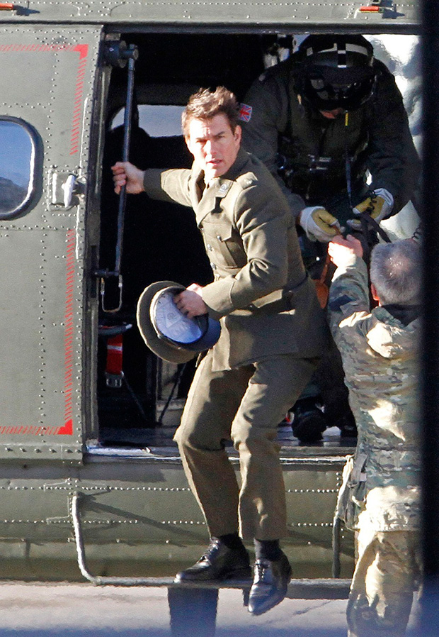 Tom Cruise, All You Need Is Kill