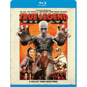 True Legend Bluray