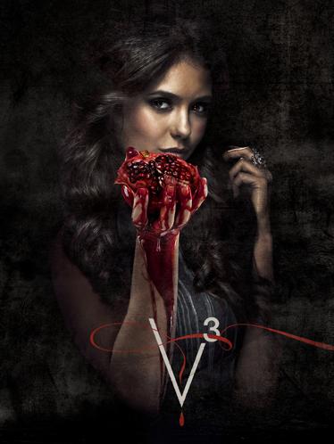 Nina Dobrev Elena Vampire Diaries