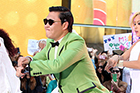 Psy after American scandal