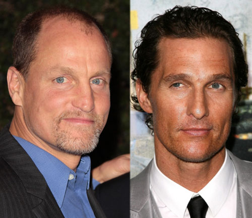 Matthew McConaughey and Woody Harrelson Are Heading to HBO