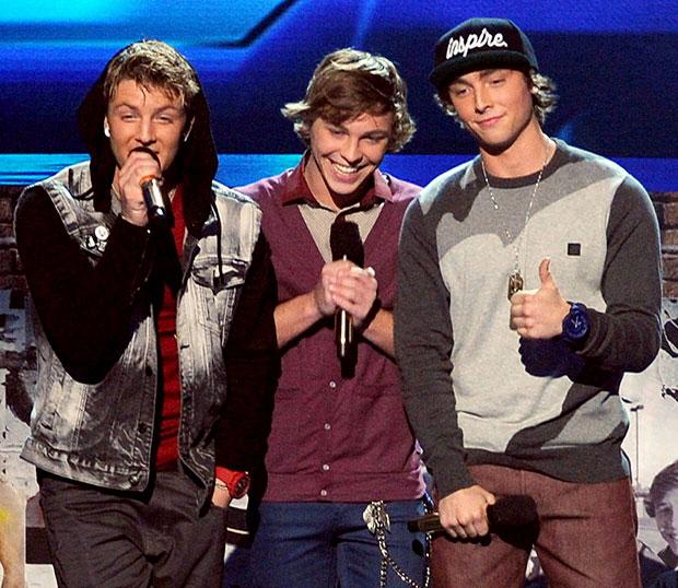 X Factor Emblem3