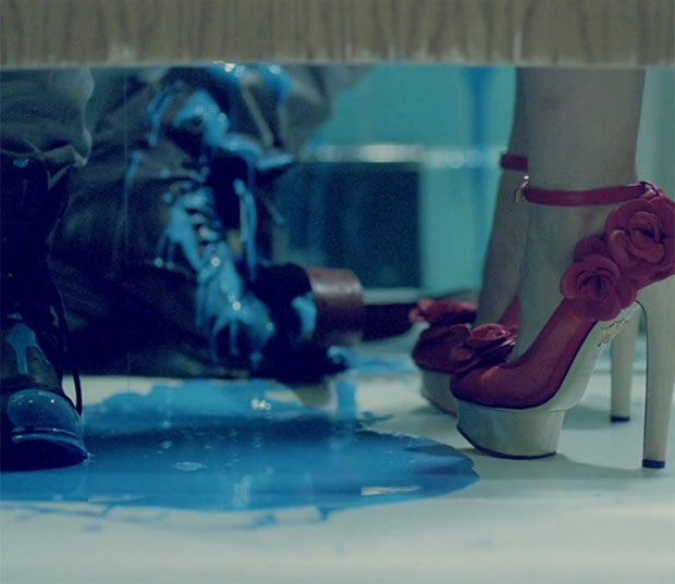 Christina Aguilera Your Body 3