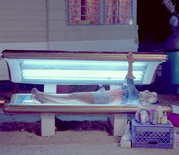 Christina Aguilera Your Body 4