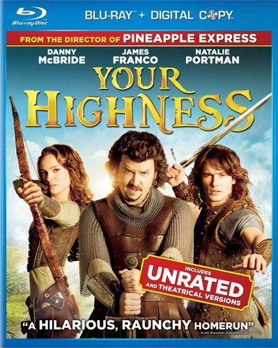 Your Highness Blu-ray