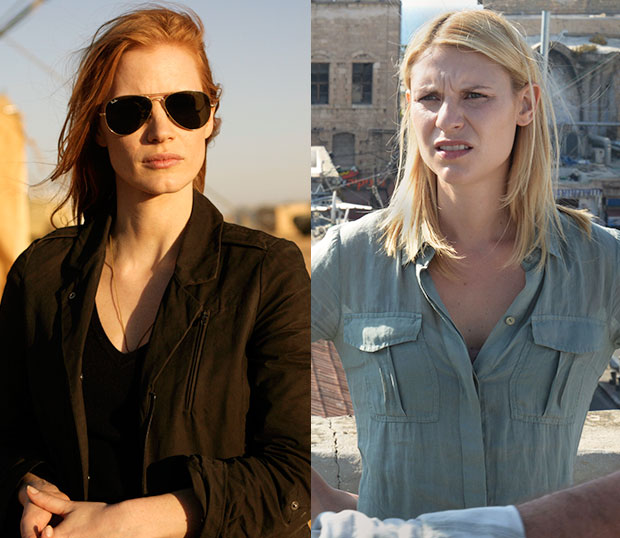 Zero Dark Thirty/Homeland